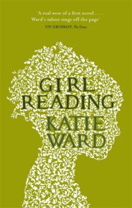 Girl Reading - Katie Ward UK Book Cover
