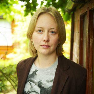 Katie Ward, Author